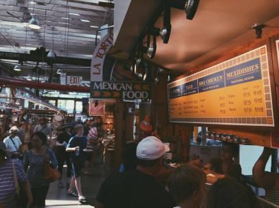 Granville Island Food Stalls