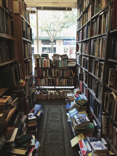 Used books store