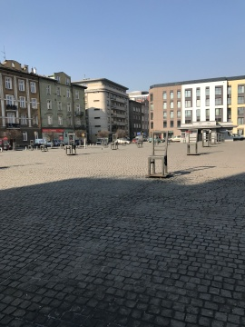 Ghetto Square