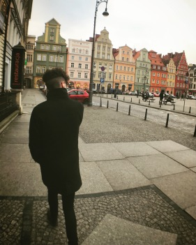 Colourful Streets of Wroclaw
