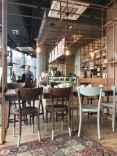Inside Etno Café