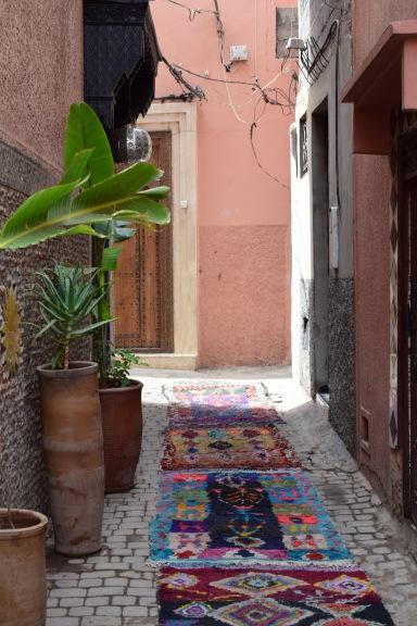 Medina Streets