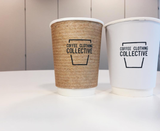 Cups from @vegware