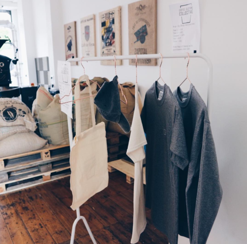 CCC pop-up store
